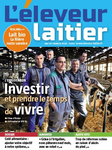 Couverture du magazine La France Agricole n°258