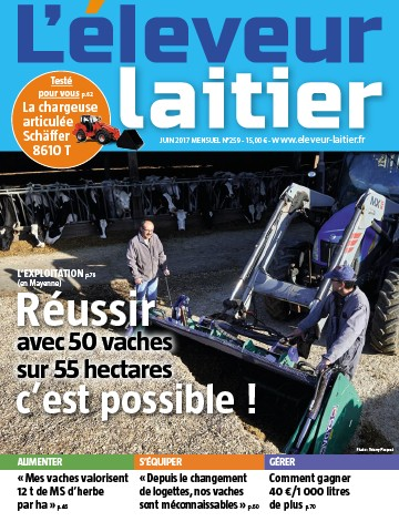 Couverture du magazine La France Agricole n°259