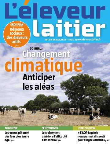 Couverture du magazine La France Agricole n°270