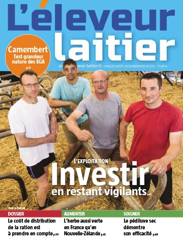 Couverture du magazine La France Agricole n°272