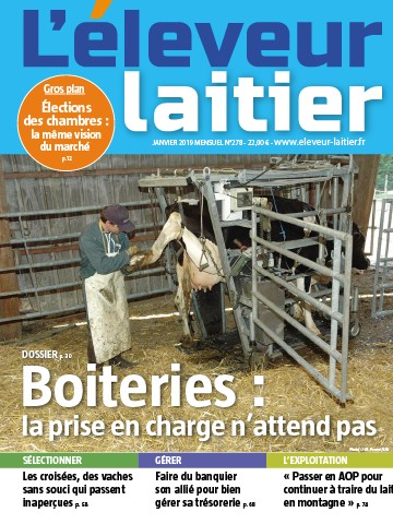 Couverture du magazine La France Agricole n°278