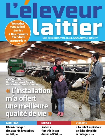 Couverture du magazine La France Agricole n°280