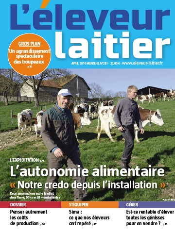 Couverture du magazine La France Agricole n°281