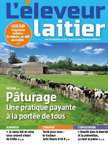 Couverture du magazine La France Agricole n°282