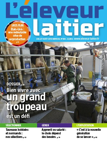 Couverture du magazine La France Agricole n°284