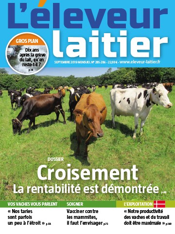 Couverture du magazine La France Agricole n°285