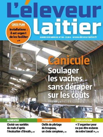 Couverture du magazine La France Agricole n°290