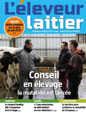 Couverture du magazine La France Agricole n°291