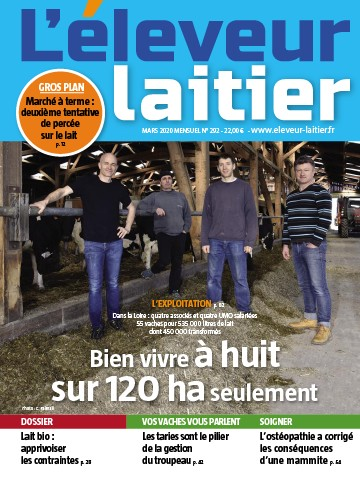 Couverture du magazine La France Agricole n°292