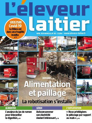 Couverture du magazine La France Agricole n°293