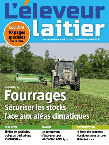 Couverture du magazine La France Agricole n°294