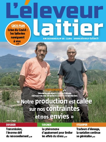 Couverture du magazine La France Agricole n°295