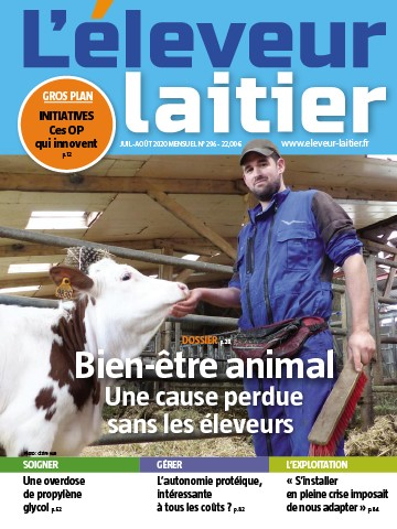 Couverture du magazine La France Agricole n°296