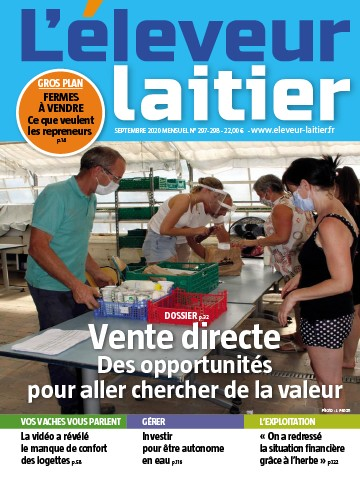 Couverture du magazine La France Agricole n°297