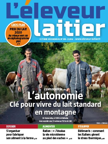 Couverture du magazine La France Agricole n°299