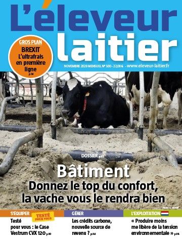 Couverture du magazine La France Agricole n°300