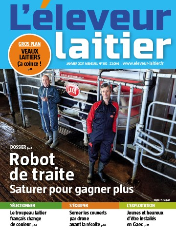 Couverture du magazine La France Agricole n°302