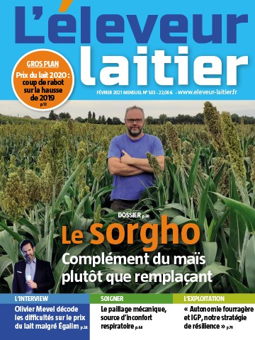 Couverture du magazine La France Agricole n°303